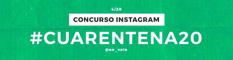 Concurso #Cuarentena20